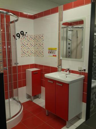 Hostel Marrakesh: Toilet