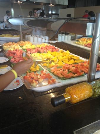 hard rock casino deluxe seafood buffet