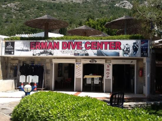 ‪Erman Dive Center‬