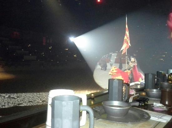 Medieval Times Dinner and Tournament : fun