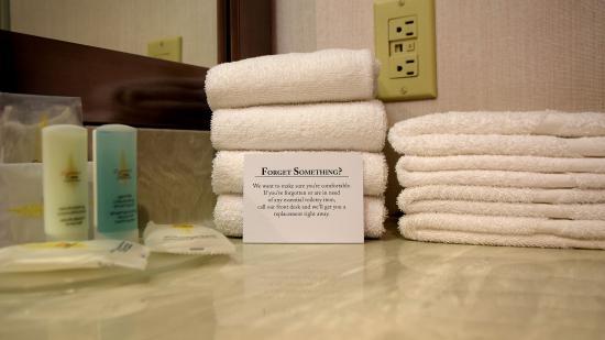 Comfort Inn & Suites: Amenities