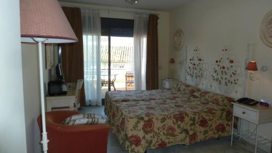 Hotel Doña Manuela: Zimmer im 3 OG