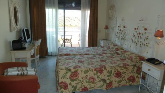 Hotel Doña Manuela: Zimmer 32