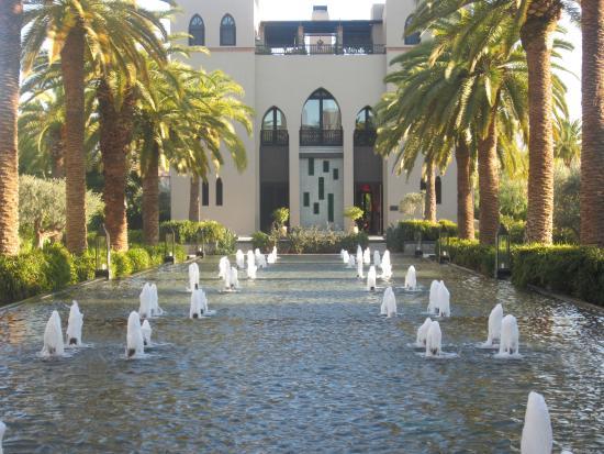 Four Seasons Resort Marrakech: Hotel grounds