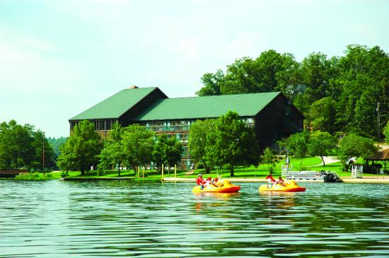 YMCA Trout Lodge : Trout Lodge in Summer
