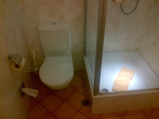 Senator Hotel Hamburg: Toilet