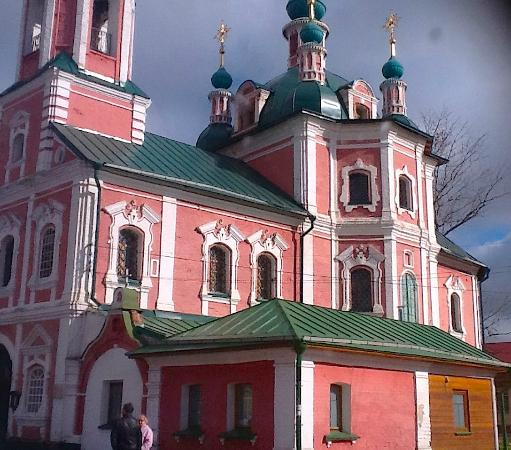 St. Simeon's сhurch