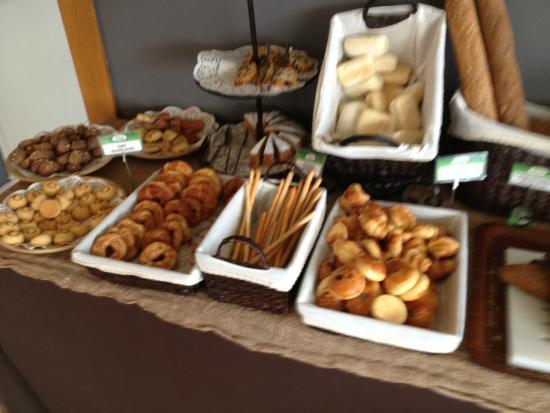 Hotel Sultania: breakfast