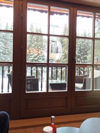 Cheval Blanc Courchevel: room view