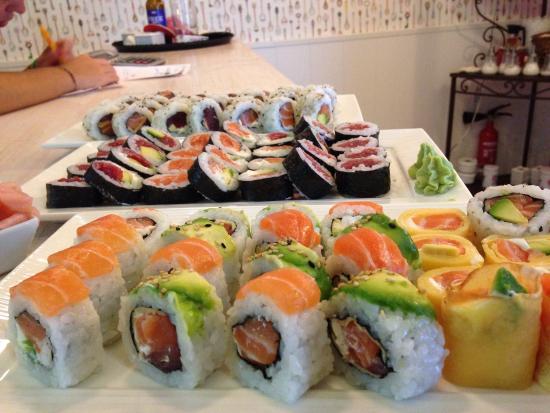 Ca na Noe: Sushi night