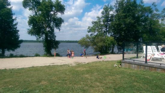 Woodland Estate Resort: The Beach