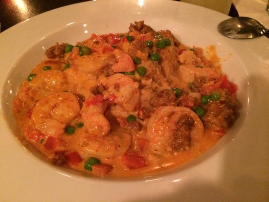 Best known for their shrimp and grits - Picture of The Public ...