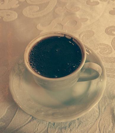 korfez restaurant: Turkish Coffee