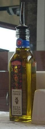 korfez restaurant: Olive Oil