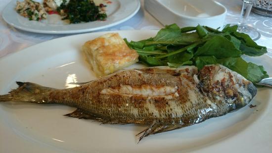 korfez restaurant: The Fish