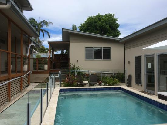 Aloha Byron Bay: pool