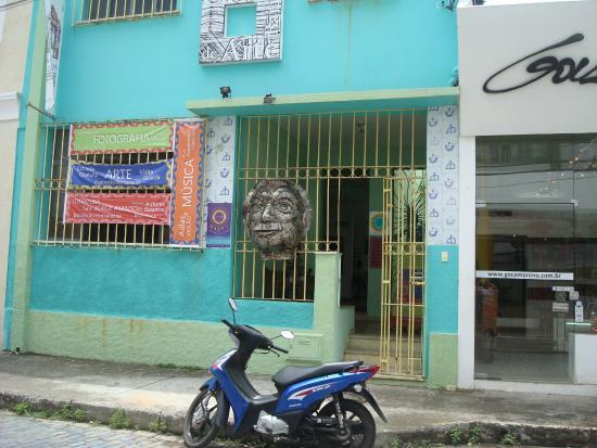 Espaço Cultural Casa de Arte Baiana