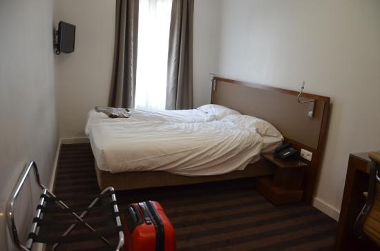 Art Hotel Batignolles : camera