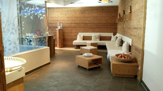Hotel St. Georg zum See: Wellnessbereich