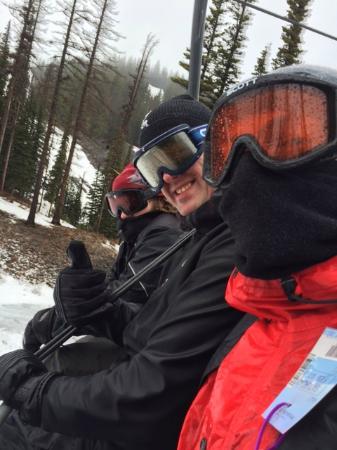 Mission Ridge Ski and Board Resort: Windy Lift #2