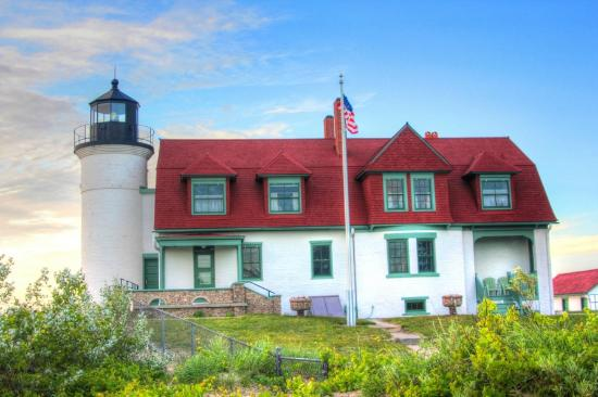 ‪Point Betsie Lighthouse‬