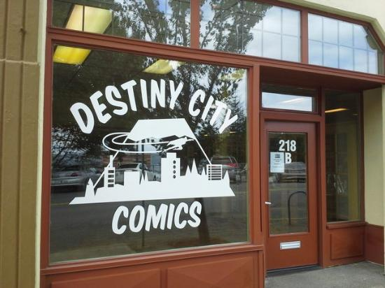 Destiny City Comics