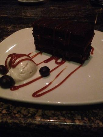 Tanzy: Chocolate Cake