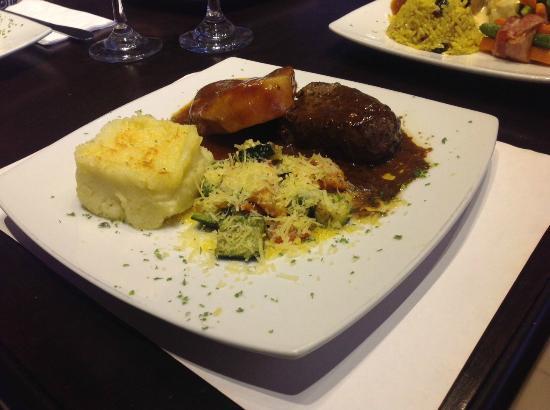 Foto de tavolo gourmet bucaramanga platos fuertes for Platos gourmet