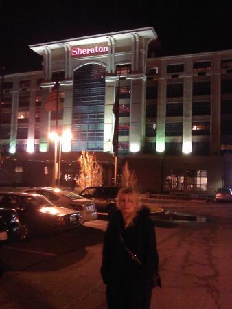 Sheraton Tarrytown Hotel: sweet memories