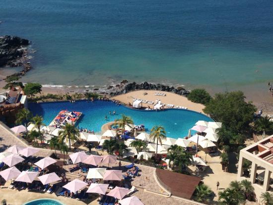View Of Main Pool Picture Of Azul Ixtapa Grand Spa