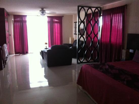 Suites Corazon : Room Shot
