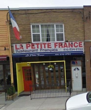 La Petite France: La Petit France Bloor St