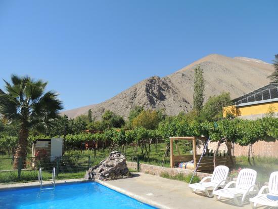 Paihuano, Cile: Un buen descanso