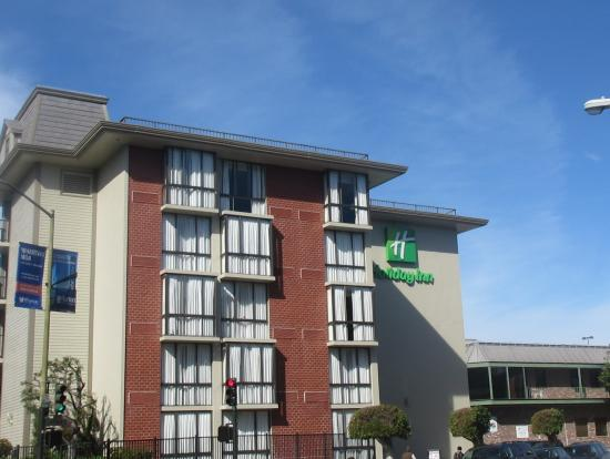 holiday inn at fisherman 39 s wharf fifth floor picture. Black Bedroom Furniture Sets. Home Design Ideas