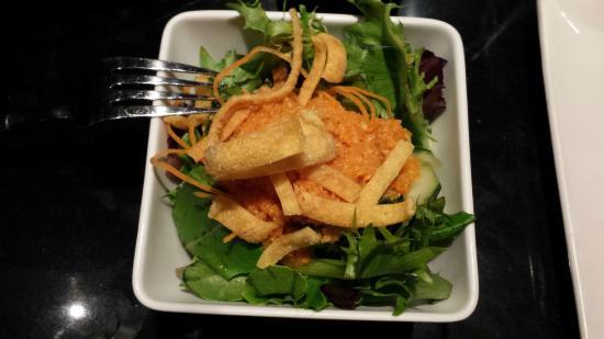 Ronin Sushi and Bar : Ginger Salad