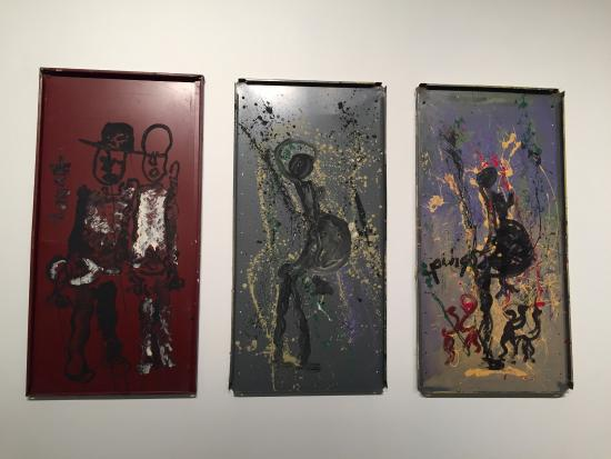 Museum of Contemporary Art: Purvis Young
