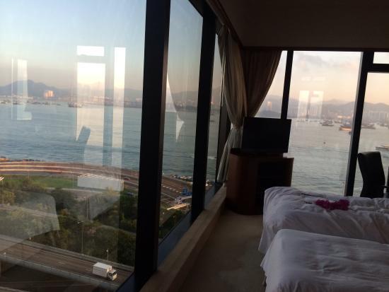 Island Pacific Hotel: 部屋からの眺め