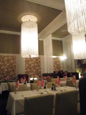 Newport Arch Chinese Restaurant: Chinese decor