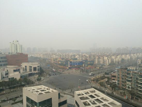 Holiday Inn Express Sanlin Shanghai: Утро