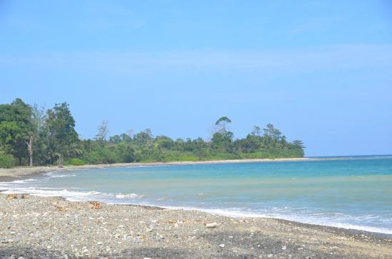 North Andaman Island, Hindistan: Beach Walk - Virgin Beauty