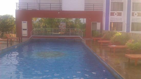 Swimming Pool Picture Of Soorya Beach Resort