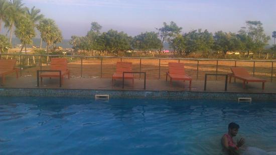 Sea View Picture Of Soorya Beach Resort Pondicherry