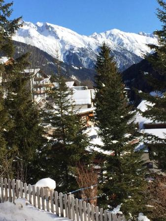 Hotel Karl Schranz: View of mountains from hotel