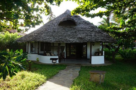 The Palms: Our villa