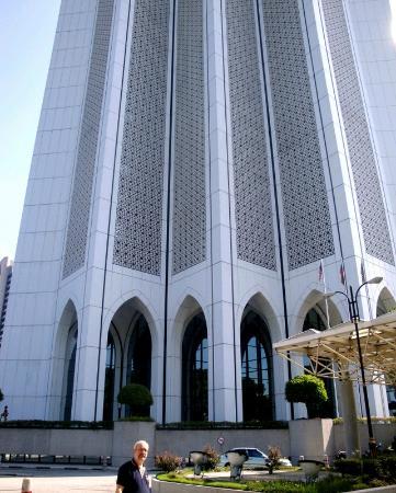 Dayabumi Complex : Entrada a la torre Dayabumi