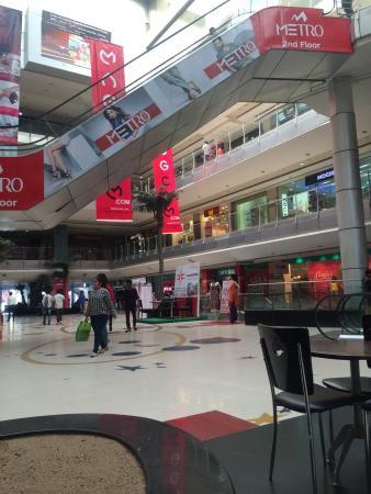 Treasure Island Mall Indore Madhya Pradesh
