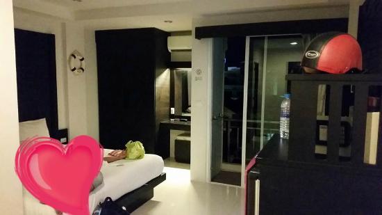 Cat Story Hotel: to the room Balcony