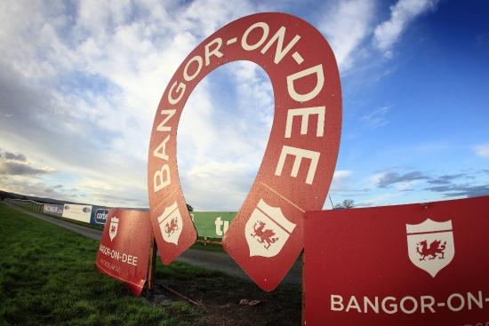 Bangor-on-Dee Racecourse : Day at the Races