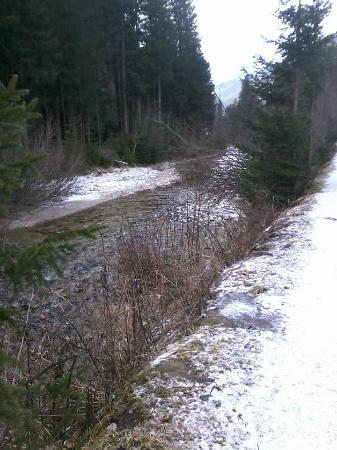 Albergo Verda Val: sentiero per Canazei