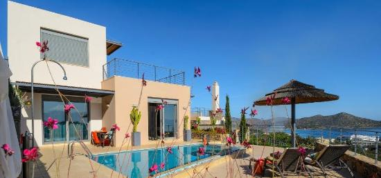 Anemos Elounda Luxury Villas: MELTEMI